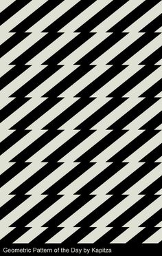 Kapitza - Geometric Pattern of the Day #WebDevelopment #GraphicsDesign