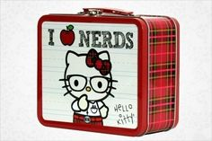 I apple nerds.. cute ...