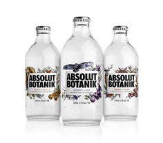 Depois de 30 anos sem redesigns, a Absolut Vodka decidiu ousar ainda mais com novas garrafas e sabores!