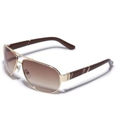 661f409590 G by GUESS Metal Aviator With Zebra Print Temple. List Price   49.50  Savings   20.50 (41%)
