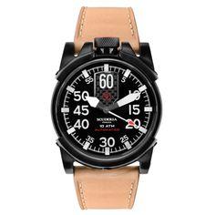0fa06755a4c4 CT SCUDERIA SALT FLAT RACER Ref. 10201 Black IP Swiss Automatic - Swiss  made watches