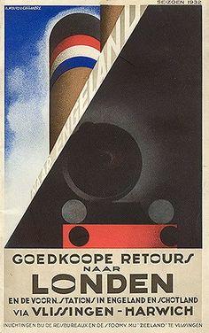 1932. Adolphe Jean-Marie Mouron dit Cassandre (1901-1968)