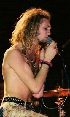 Layne Staley of Alice in Chains RIP