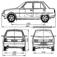 Автомобили ЗАЗ — «Запорожец»: «Таврия» и «Славута». Описание ... Weird, Vehicles, Car, Automobile, Outlander, Cars, Vehicle, Tools