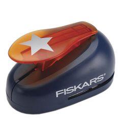 "Fiskars X-Large Lever Punch-2"" Star"