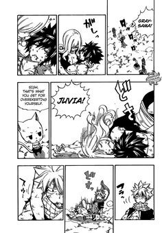 Read manga Fairy Tail 507 - Voice online in high quality