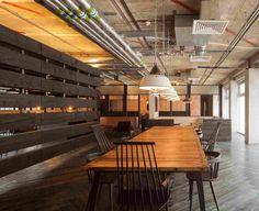 Проект офиса для digital-агентства AKQA в Лондоне