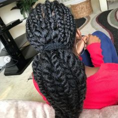 Protective Hairstyles, Protective Styles, Black Girls Hairstyles, Afro Hairstyles, Blonde Pixie, Flat Twist, Curly Hair Styles, Natural Hair Styles, Hair Shrinkage