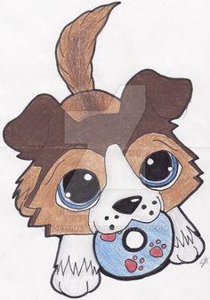 Teh LPS frisbee dog by Boltonartist on DeviantArt