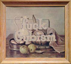 Fuck Cubism (2011)