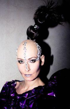 by olivia weigelt Four Square, Make Up, Makeup, Maquiagem
