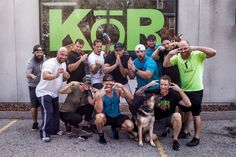 Kor Komplex is a local functional training gym and ninja warrior training center owned and operated by 1st Phorm trainer Brendan O'Neill!