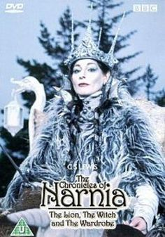 The BBC series of The Lion The Witch and the Wardrobe -god she was a scarey White Queen !!