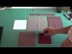 Tutorial Patchwork - Locking in a star shape Patchwork Tutorial, Quilting, Star Shape, Videos, Picnic Blanket, Patches, Shapes, Make It Yourself, Youtube