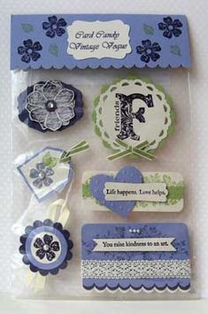 Card candy swaps - group 1 pix | Sara's crafting and stamping studio