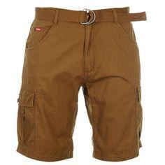 Lee Cooper | Lee Cooper Men's Cargo Shorts | Men's Shorts