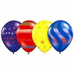 "16"" Spray On Jewel Tones Balloons (10 ct) (10 per package) by Qualatex. $13.91. 10/Bag Asst. Jewel Tones"