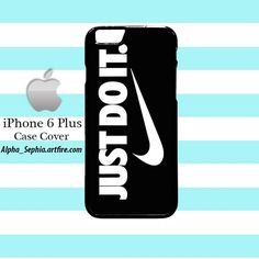 Nike Just Do It Black iPhone 6 PLUS Case Cover