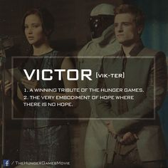 """Yes, victors are our strongest. They're the ones who survived..."" - Katniss Everdeen, #CatchingFire"