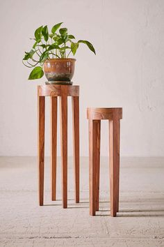 Stunning Ideas for a mid century modern plant stand diy exclusive on NY Homes Inc