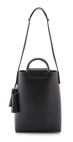 Minimal + Chic    codeplusform  Black Leather Tote, Black Tote Bag, Leather d4a10ce66f