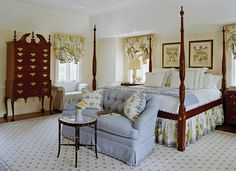 Rinfret, Ltd. - Bedrooms by Cindy Rinfret