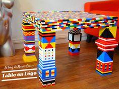 Bonjour les Marie-Louise Retour en enfance garanti! Si vous ne le savez pas encore: JE SUIS UNE GRANDE FAN DE LEGO!!!!! Nombre d'entre nous ont passé leur enfance à jouer avec les fameuses petit…