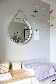Mas detalles en el cuarto del bebe/ More details in the baby room: Penelope Home