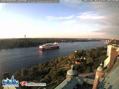 Stockholms inlopp - Partenza della nave Amorella