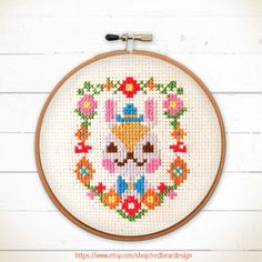 http://www.workyourart.com/interview/a-conversation-with-claire-from-england-uk/ A Blog interview about Redbear. Want to know more about Redbear how to make lovely cross stitch pattern. come and visit !!