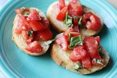 Awesome Cuisine gives you a simple and tasty Tomato and Basil Bruschetta Recipe. Try this Tomato and Basil Bruschetta recipe and share your experience. For more recipes, visit our website www.awesomecuisine.com