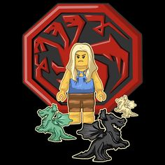 Daenerys brick