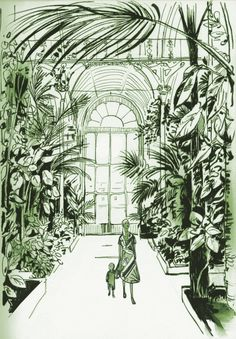 Jason Brooks Kew Gardens London