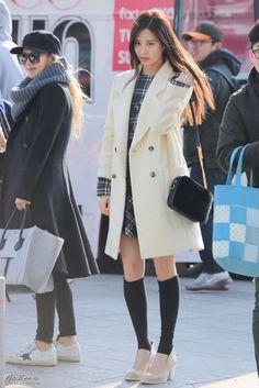 Seohyun Incheon Airport fashion
