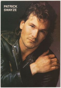 PATRICK SWAYZE Um not going to lie, I had this poster and a couple more of him on my back of my apartment door Dirty Dancing, Hollywood Men, Famous Men, Good Looking Men, Gorgeous Men, Movie Stars, Actors & Actresses, Sexy Men, Pretty Woman