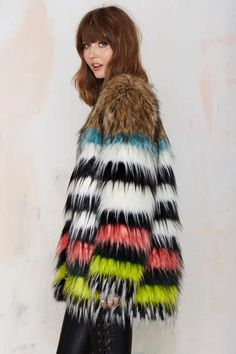 Bohème Total Softy Faux Fur Coat - I'm With the Band   I'm With the Band   Faux Fur   Jackets + Coats