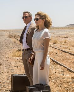 Jany Temime Interview Spectre Costume Designer | Costume designer Jany Temime tells us how she gave Monica Bellucci and Lea Seydoux their sophisticated Bond-girl looks in Spectre. #refinery29 http://www.refinery29.com/bond-movie-costume-designer-jany-temime-interview