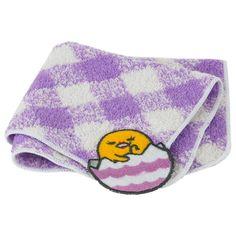 Mama Gudetama Puchi Towel