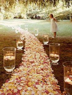Garden Wedding Isle.... so gorgeous...