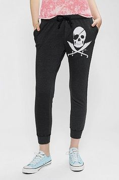 Pirate Skull Sweatpant
