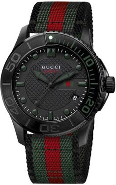 GUCCI Men's Timeless Sports #Watch