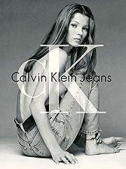 Calvin ads moss kate klein
