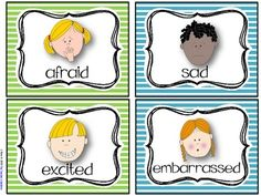 Free! activities  to help teach  students about different emotions and what could cause someone to feel that way....19 pages