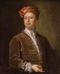 National Portrait Gallery   1736, William Kent , born in Bridlington, Yorkshire, was an eminent English architect, landscape architect and furniture designer of the early 18th century