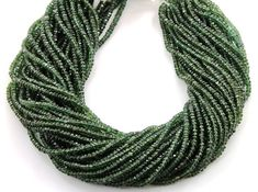 Natural  NO TREATMENT Genuine Green Apatite Micro by Beadspoint, $33.95