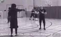 Destreza (Spanish school) rapier play