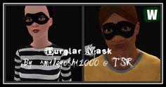 Burglar Mask - smileyoshi1000