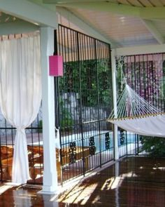 Hammocks, loungers and daybeds offer ample areas for peaceful relaxation. #Jetsetter #JSHammock