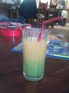 Cocktail sans alcool : la recette facile Pomme orange menthe