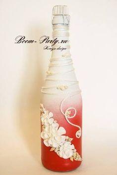 Resultado de imagem para морской стиль на бутылках